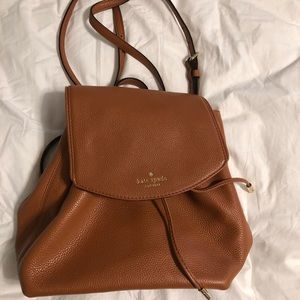 Kate spade mini back pack